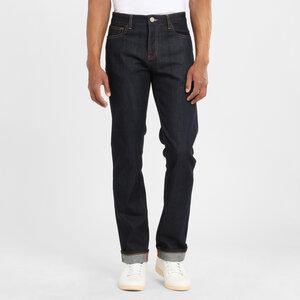 Jeans Regular Straight - Oak raw blue  - KnowledgeCotton Apparel