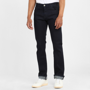 Jeans Regular Straight - Oak blue rinse - KnowledgeCotton Apparel