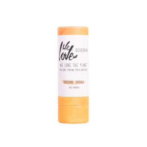 Natürlicher Deostick Original Orange - We love the planet