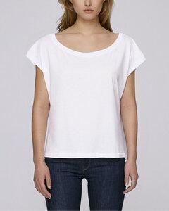 Oversize Damen T-Shirt aus Bio Baumwolle - YTWOO