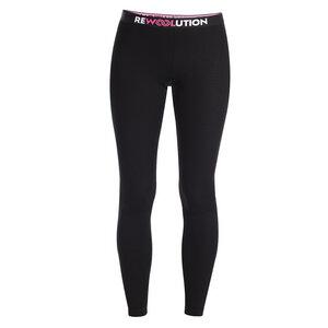 Rewoolution Damen Mesh-Leggings Cover - Rewoolution