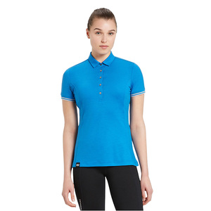 Rewoolution Damen Polo-Shirt Sunshine - Rewoolution