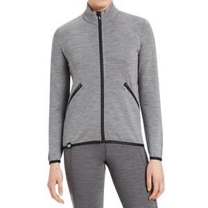 Rewoolution Damen Zipp Jacke Sheerwood - Rewoolution