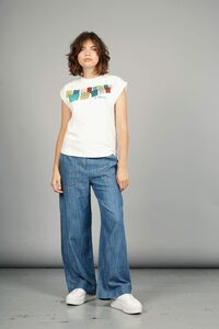 MANTRA TIBET T-Shirt - Komodo