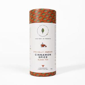 """Fairtrade Tee aus Tansania """"Cinammon Spice"""" von Kazi Yetu - Kazi Yetu"""