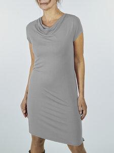 """Kleid """"Elva"""" mit geflochtenem Gürtel in trendigen Sommerfarben. - La Gitana"""