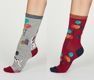 2er Set Socken - Eve Socks in a Bag - Thought