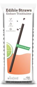 SUPERHALM Essbare Trinkhalme - Wisefood