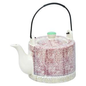 Teekanne Japanese aus Steinzeug 600 ml - TRANQUILLO