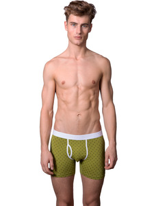 Boxer Brief 'Classy Claus' Green V - VATTER