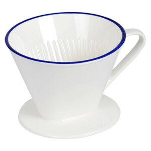 Kaffeefilter Classic aus Porzellan - TRANQUILLO