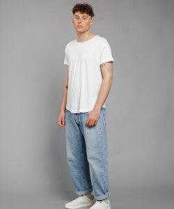 Roger T-Shirt / 0001 Bambus & Bio-Baumwolle / Minimal - Re-Bello