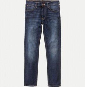 Lean Dean Dark Deep Worn - Nudie Jeans