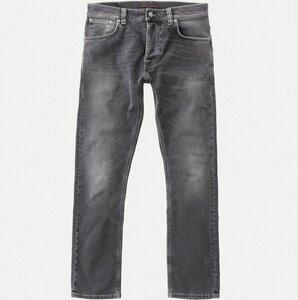 Grim Tim Shimmering Grey - Nudie Jeans