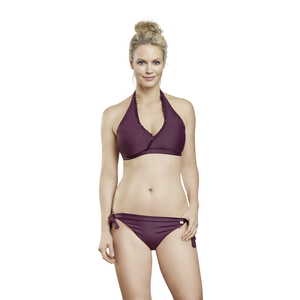 Bikini RUFFLE - JOY - IPANII - swimwear for brave souls