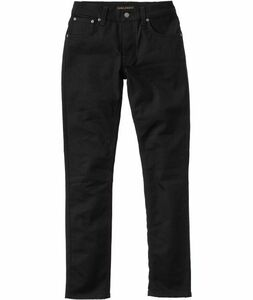 Grim Tim Dry Cold Black - Nudie Jeans