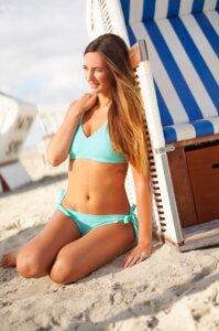 Bikini BEACH - JOY - IPANII - swimwear for brave souls
