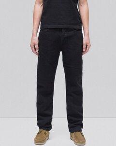Sleepy Sixten Black Stone - Nudie Jeans