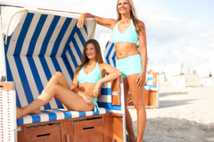 Bikini BEACH - FUN - IPANII - swimwear for brave souls