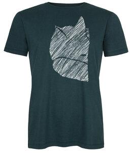 Biofaires Fuchs 2.0 Men Shirt _ teal / ILK01 Made in Kenia - ilovemixtapes