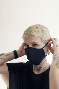 reuseable mask - ein garten Studios