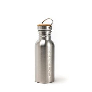 Edelstahl Trinkflasche | 0,5 oder 1 Liter - samebutgreen