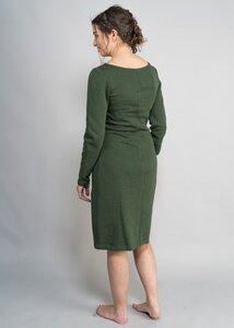Sweatshirt Winterkleid grün - Green Size