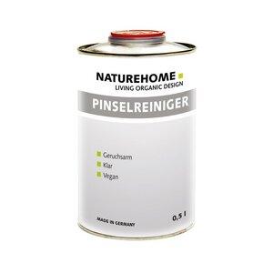 Geruchsmilder NATUREHOME Pinselreiniger 1 L / 0,5 L - NATUREHOME