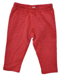 Wendelegging Leela Cotton Baby Kleinkinder 100% Baumwolle ( bio) Saphir und rot - Leela Cotton