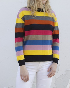 Wildnis Cotton Jumper - 100% Biobaumwolle  - Le Pirol