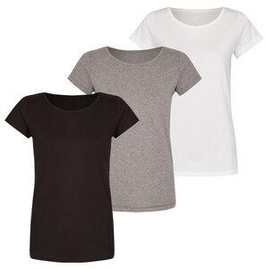 Basic Bio T-Shirt (ladies) Triplepack - Brandless
