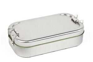 Leichte Brotdose aus Weißblech - Cameleon Pack
