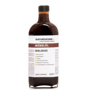 Bio Möbelöl veganes Naturöl seidenglänzend - NATUREHOME