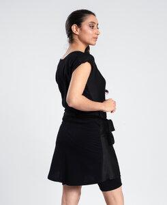 Kleid aus Tencel und Bio Baumwolle - Lasalina - LASALINA