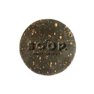 Pflanzliche Kaffee-und Orangenseife zum Duschen I 100% pflanzlich und vegan I Kaffee-und Orangenseife bei unreiner Haut - CIRCLY