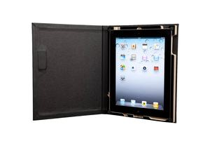 g.1 Leder Case / iPad 2  - germanmade.