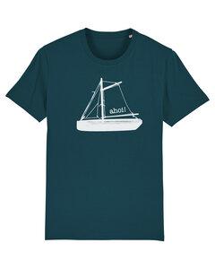 Schiff Ahoi Herren T-Shirt Organic & Fair Wear _stargazer - ilovemixtapes