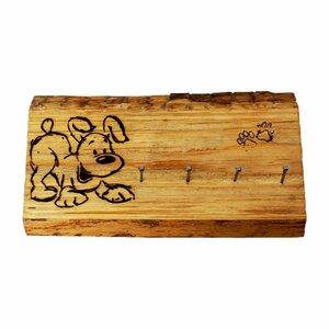 Schlüsselbrett aus Holz  - Mitienda Shop