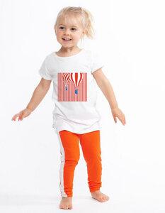 "Mädchen Maxi T-Shirt aus Eukalyptus Faser ""Zoe"" - CORA happywear"