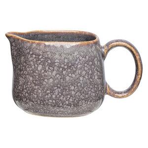 Kännchen aus Steinzeug mit reaktiver Glasur in lavender - TRANQUILLO