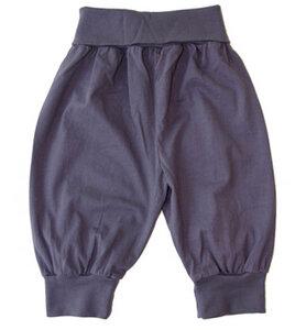 Baby Hose aus superweichen Jersey mit breiten Umschlagbund - Itsus Eco