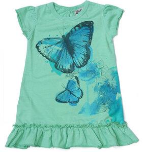 Baby Kleid mit Schmetterlingsdruck - Itsus Eco