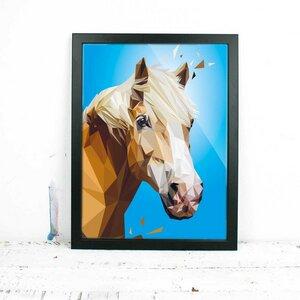 Pferd, Fine Art Print - Printe