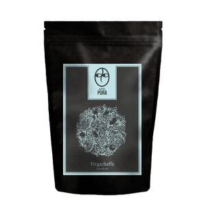 Premium Bio Kaffee - Yirgacheffe Äthiopien - Bohne & Gemahlen - Kaffee Pura