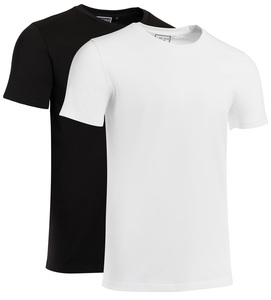 Herren Basic 2er Pack T-Shirt / COREBASE Organic - COREBASE