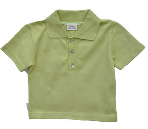 Kinder Polo Shirt Selana of Switzerland aus 100% Baumwolle ( bio) birke - Selana of Switzerland