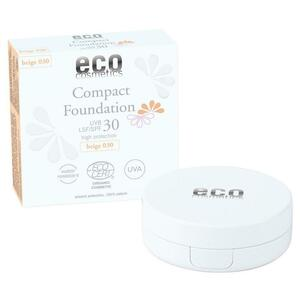 Compact Foundation LSF 30 - eco cosmetics
