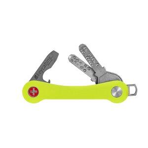 """Unisex Schlüsselhalter aus upcycling Ski / Snowboard """"keycabins"""" - keycabins"""