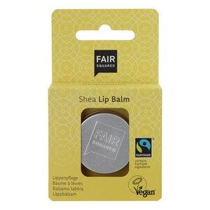 Fair Squared Lip Balm Shea - Vanilla Kiss 12gr. - Fair Squared