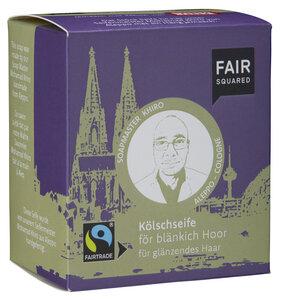 FAIR SQUARED Kölschseife för blänkich Hoor 2x80gr. - Fair Squared